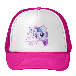 My Little Pony | Twilight Sparkle Watercolor Trucker Hat