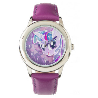 My Little Pony | Twilight Sparkle Watercolor Watch