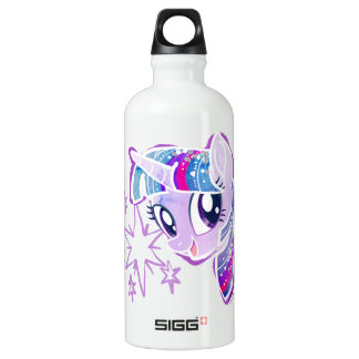 My Little Pony | Twilight Sparkle Watercolor Water Bottle