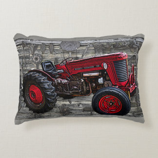 My Little Red Fergy Decorative Pillow