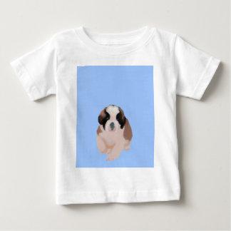 My little Saint Bernard Baby T-Shirt