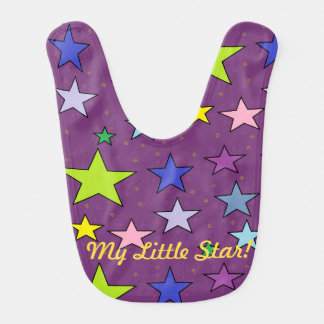 My Little Star Baby bib