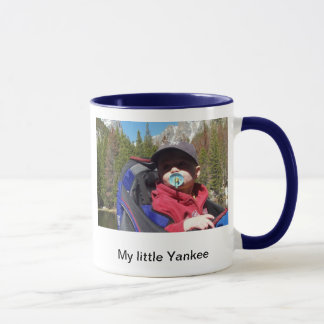 my little yankee coffee mug