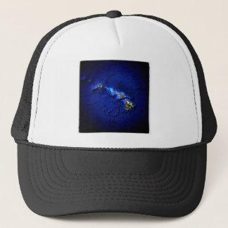 My location by Daniela Power Trucker Hat