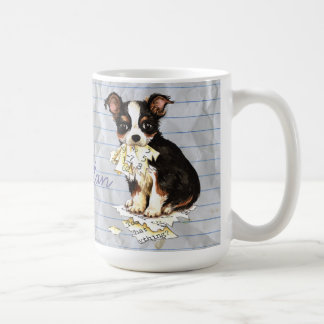 My Long Coat Chihuahua Ate my Lesson Plan Coffee Mug