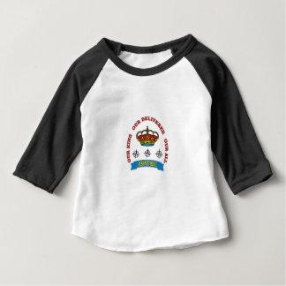 my lord my god art baby T-Shirt
