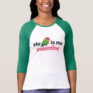 My Lovebird Is My Valentine T-Shirt