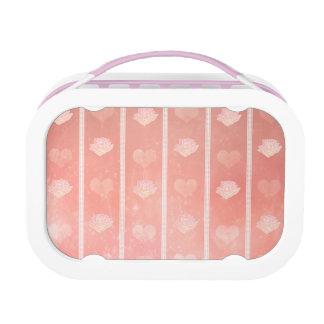 My Lovely Rosebud Lunch Box