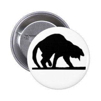 My Lucky Black Cat 2 Inch Round Button