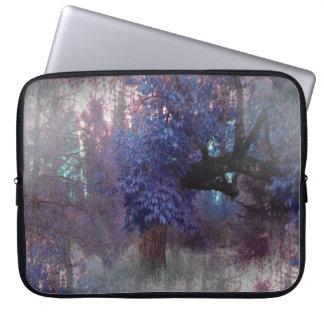 My Majickal Forest... Laptop Sleeve