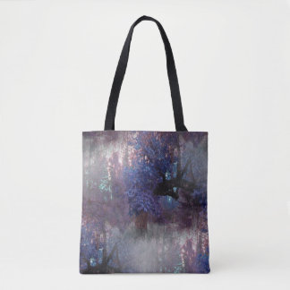 My Majickal Forest... Tote Bag