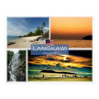 MY Malaysia -  Kuala Lumpur - Postcard