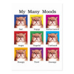 My Many Moods