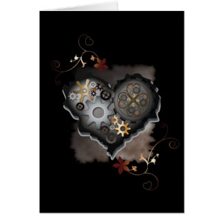 ~My Mechanical Heart~ Card