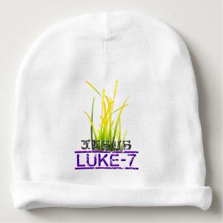My messenger Luke chapter 7 Baby Beanie