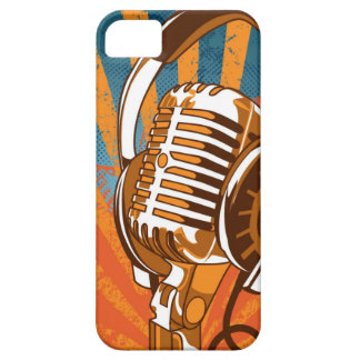 My Mic Man On Radio Case For The iPhone 5