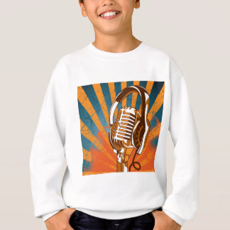 My Mic Man On Radio Sweatshirt