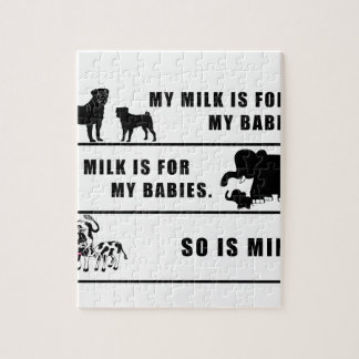 my milk is for my babies puzzles