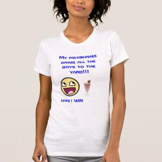 My Milkshakes T Shirt