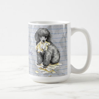 My Miniature Poodle Ate my Lesson Plan Coffee Mug