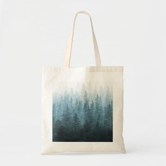 My Misty Secret Forest Tote Bag