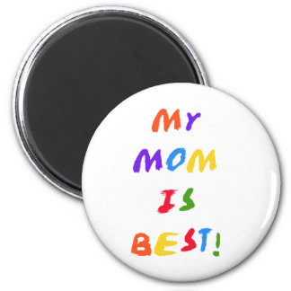 My Mom is Best Magnet