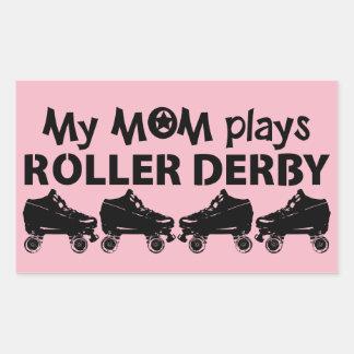 My Mom plays Roller Derby, Roller Skating