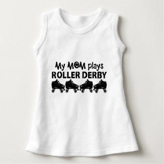 My Mom plays Roller Derby, Roller Skating Dress