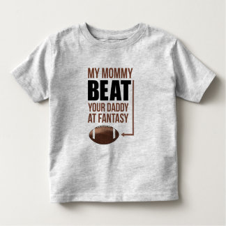 My Mommy Is A Winner! Toddler T-shirt