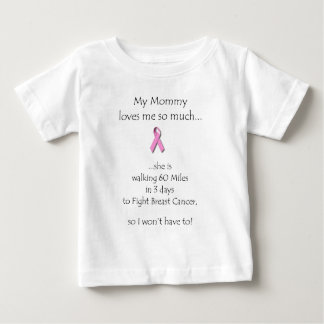 My Mommy loves me so much... Baby T-Shirt