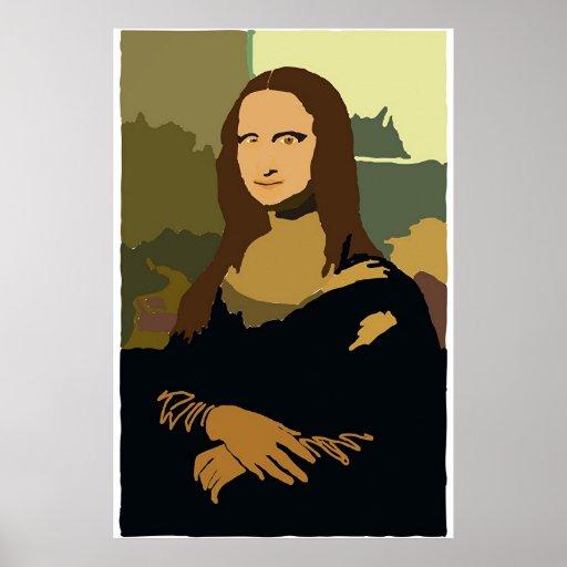 My Mona Lisa Print