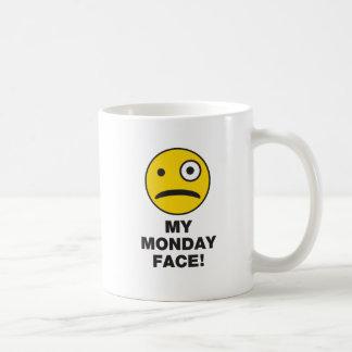 My Monday Face - Mug