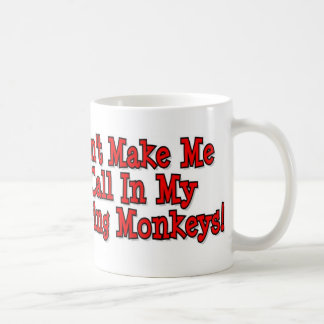 My Monkeys Coffee Mug