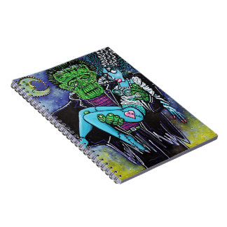 My Monster My Bride Spiral Note Books