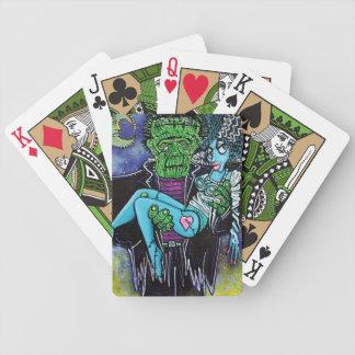 My Monster My Bride Poker Cards