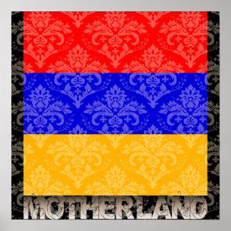 My Motherland Armenia Poster