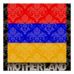 My Motherland Armenia Posters
