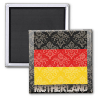 My Motherland Germany Magnet