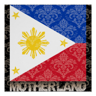 My Motherland Philippines Poster