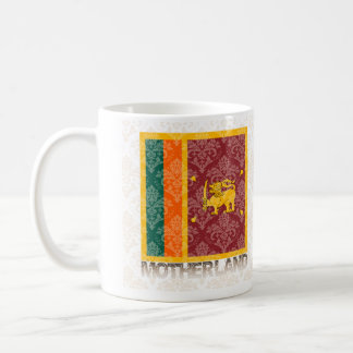 My Motherland Sri Lanka Coffee Mug