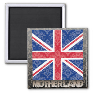 My Motherland United Kingdom Magnet