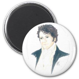 My Mr Darcy 2 Inch Round Magnet