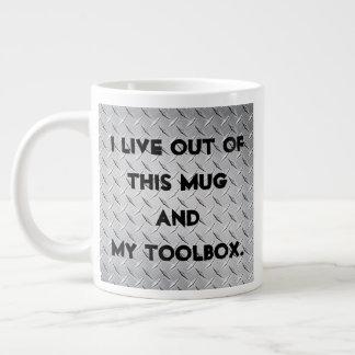 My Mug and My Tool Box
