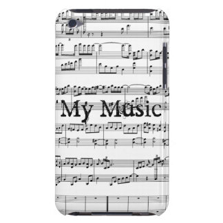 My Music! iPod Touch Cover