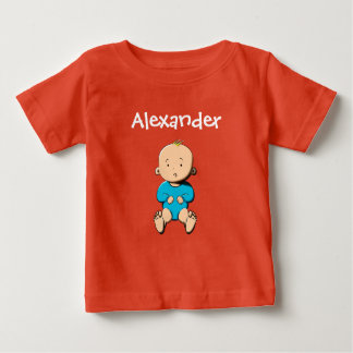 My name is... Alexander Baby T-Shirt