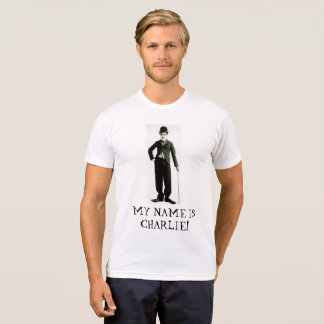 MY NAME IS CHARLIE! T-Shirt