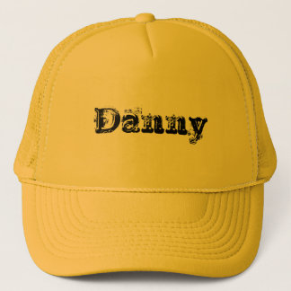 My Name is Danny Trucker Hat