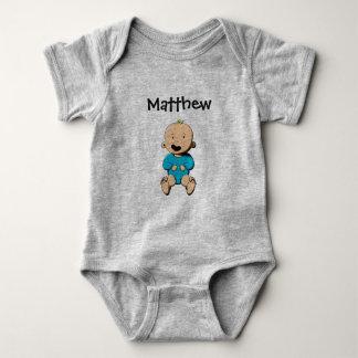 My name is... Matthew Baby Bodysuit