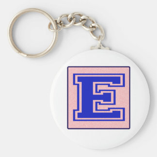 My name starts with E Keychains