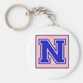 My name starts with N Keychains